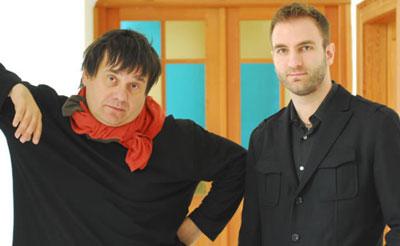Edin Karamazov & Stefan Milenković