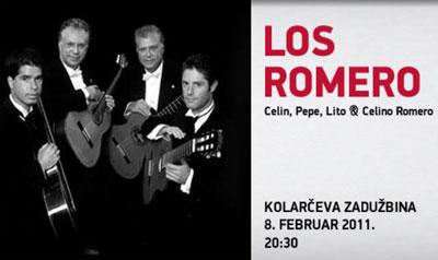 Los Romero @ GAF