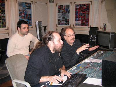 Neverne Bebe - Studio