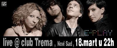 E-Play @ Trema