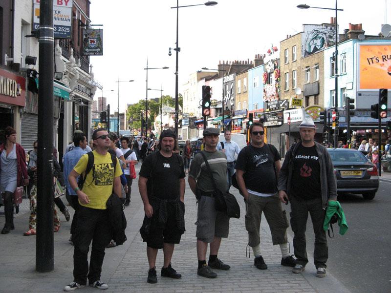 Atheist Rap - Camden