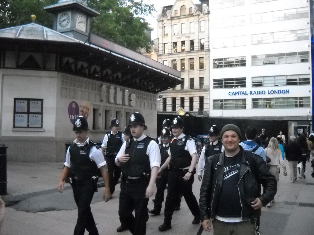 Atheist Rap - Radule @ Radio London, London