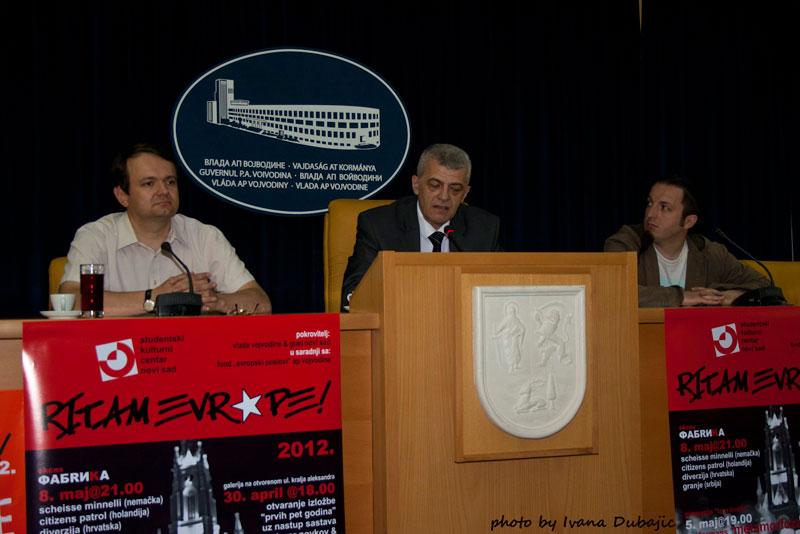 Ritam Evrope 2012 - konferencija