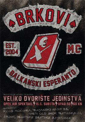 Brkovi @ Jedinstvo (Močvara)