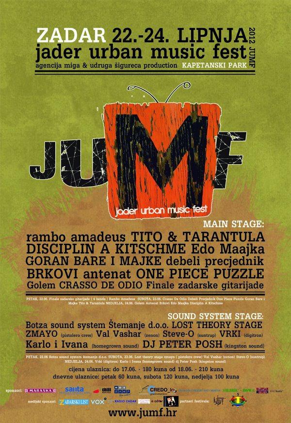 Jader Urban Music Festival (JUMF)