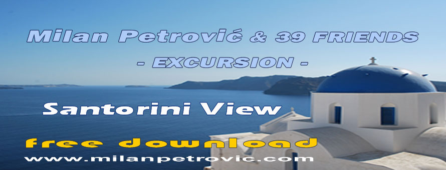 Milan Petrović Quartet - Santorini View (free download)