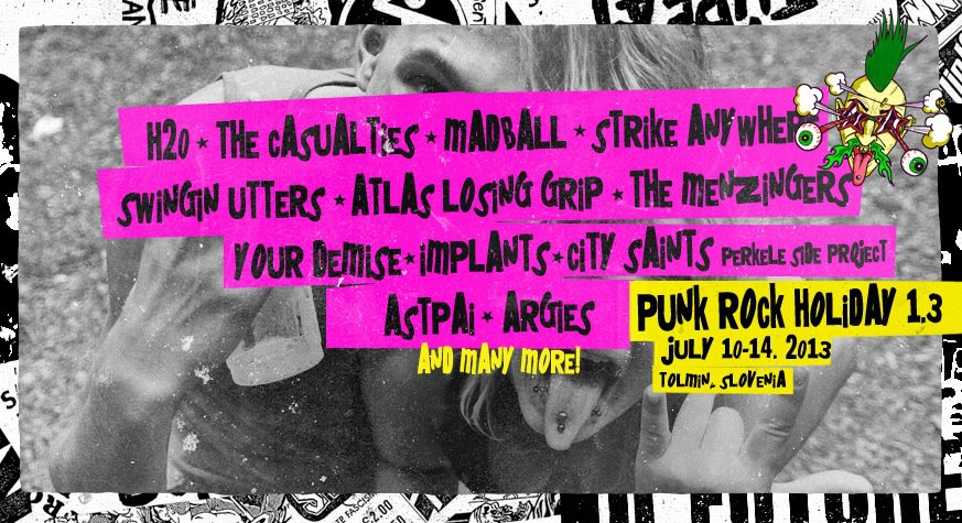 Punk Rock Holiday 2013