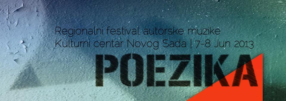 Festival regionalne autorske muzike - POEZIKA