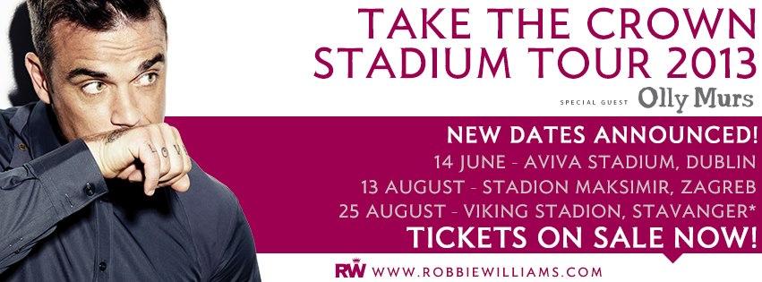 Robbie Williams @ Zagreb