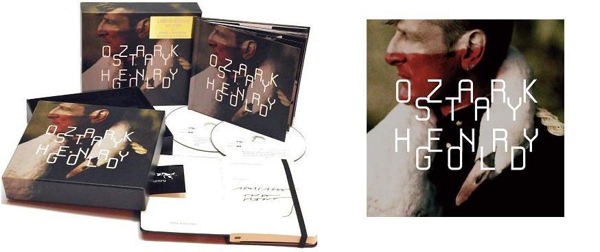 Ozark Henry - Birthmarks / The Sailor Not The Sea