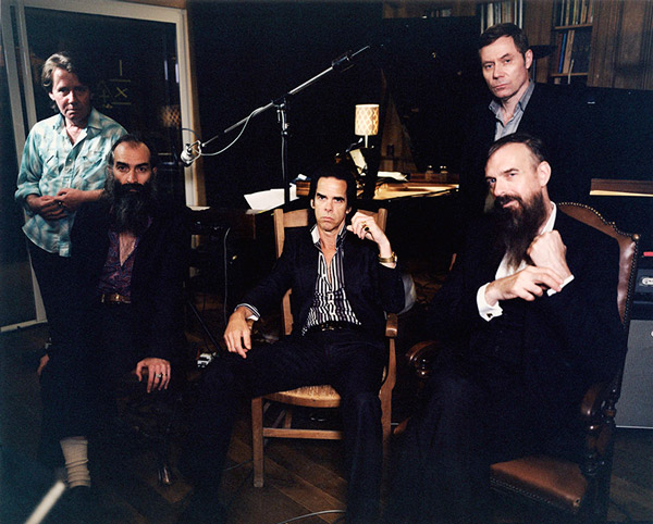 Nick Cave and Bad Seeds