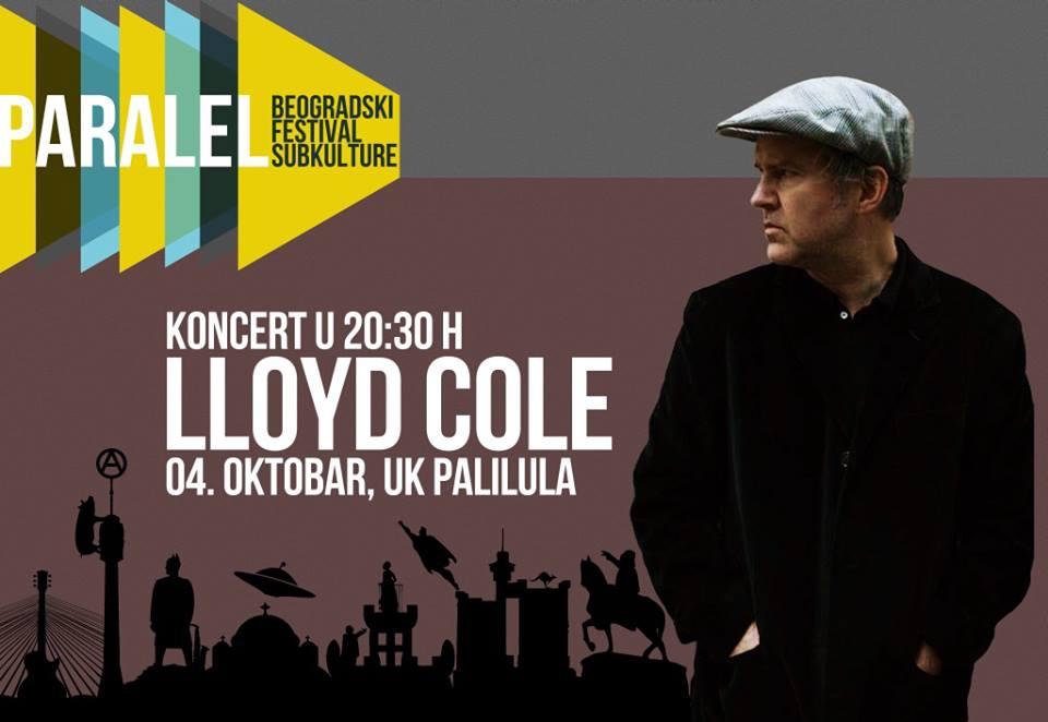 Lloyd Cole @ Beograd