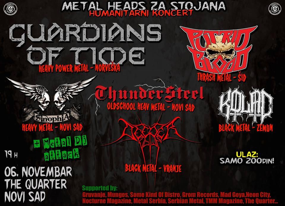 Humanitarni koncert za Stojana