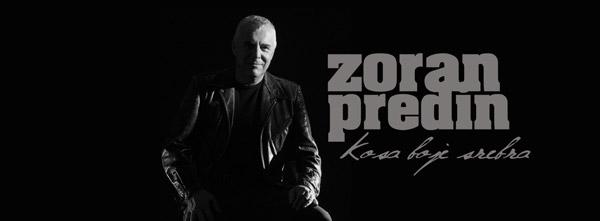 Zoran Predin - Kosa boje srebra