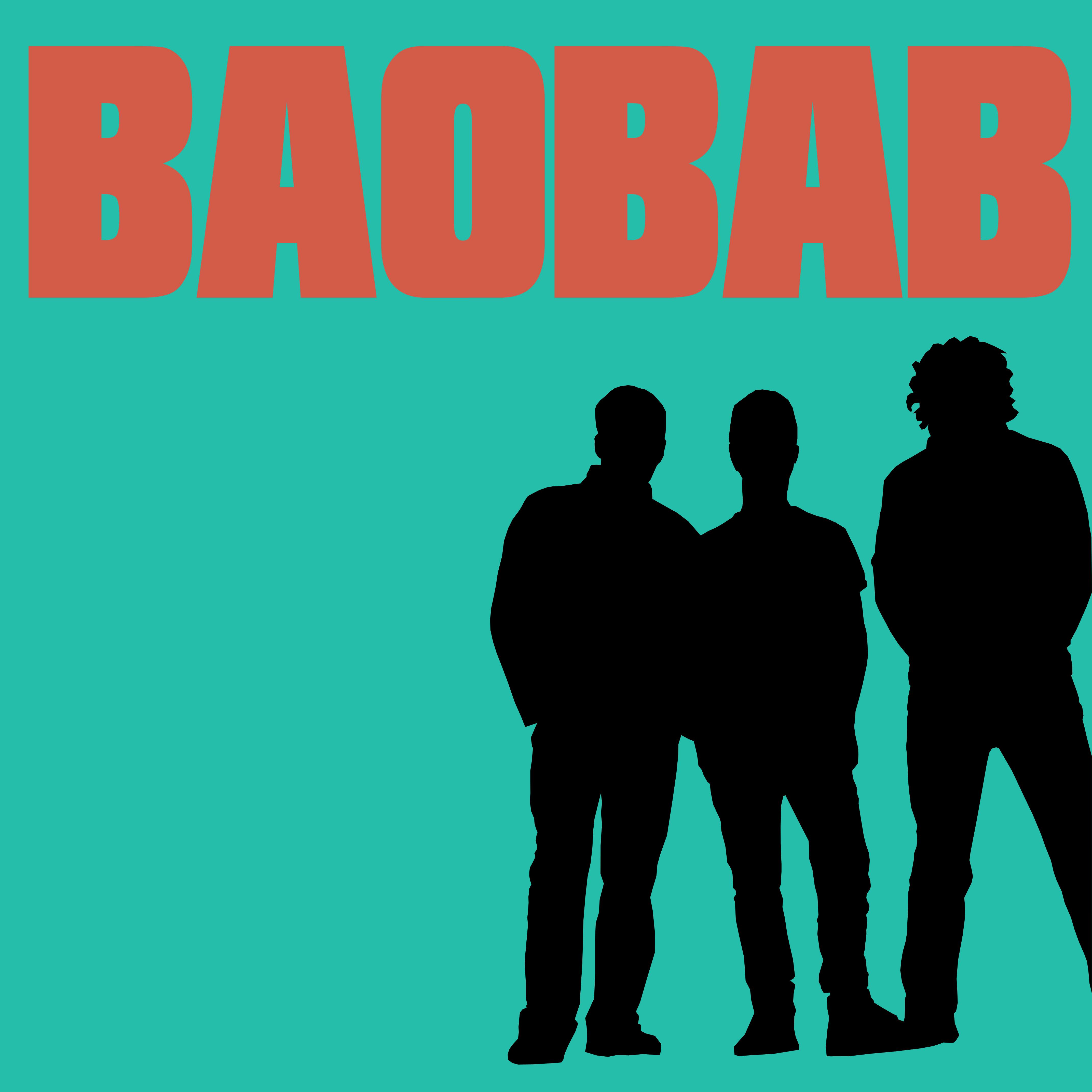 Baobab - EP Huk (prednja)