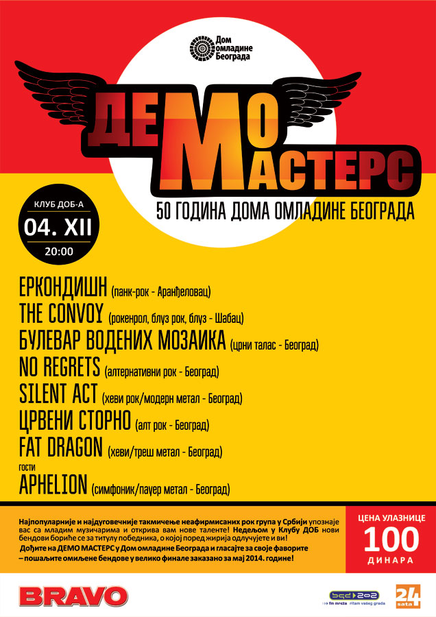 Demo Masters 3