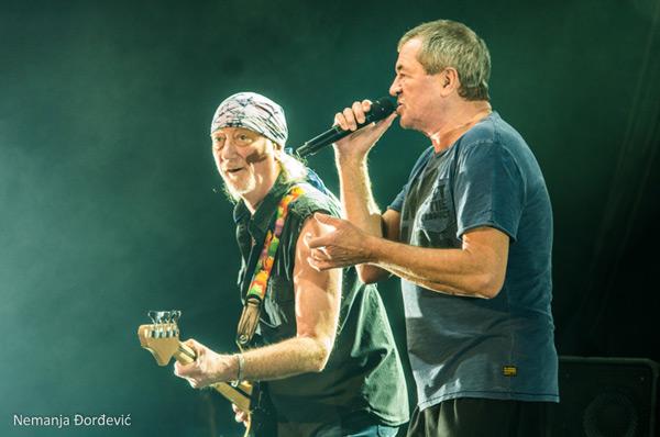 Deep Purple @ Kombank Arena