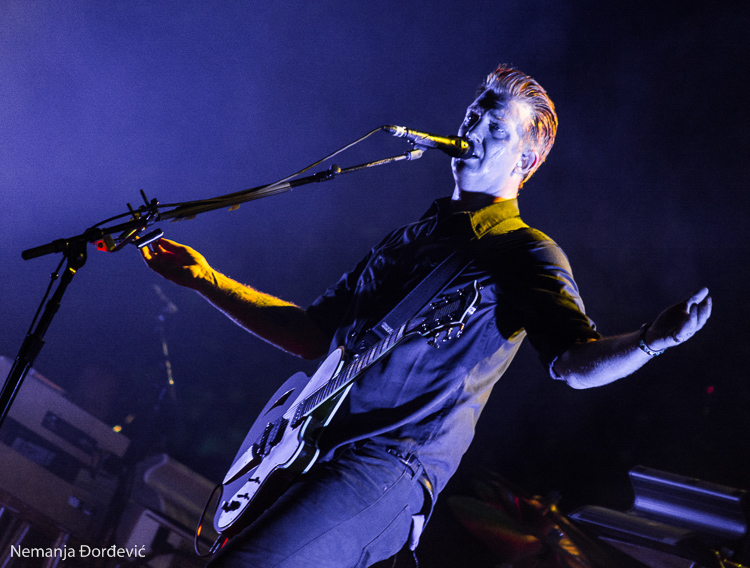 Queens Of The Stone Age - Rock@Exit