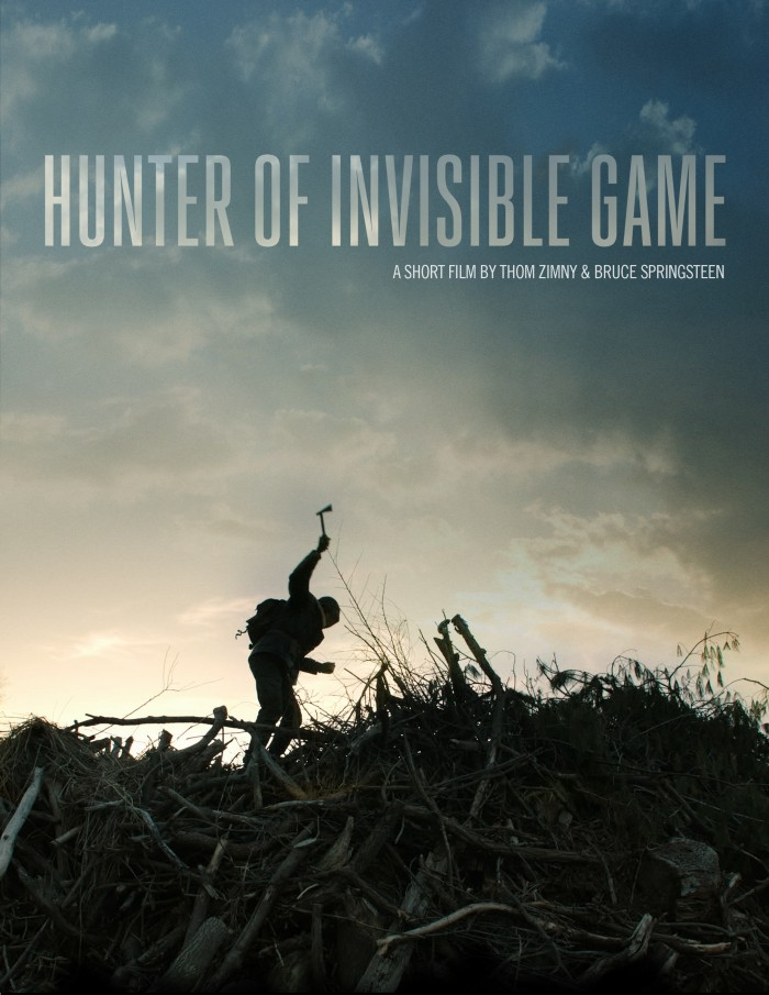 Bruce Springsteen - Hunter Of Invisible Game