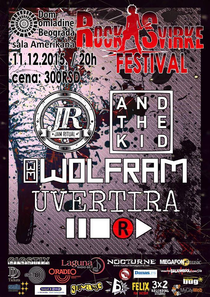 Rock Svirke Festival 2015