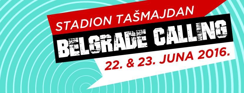 Belgrade Calling 2016