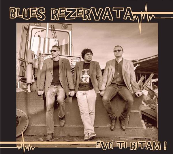 "Blues Rezervata:  U paketu album ""Evo ti ritam!"" i video singl ""Bez dinara u džepu"""