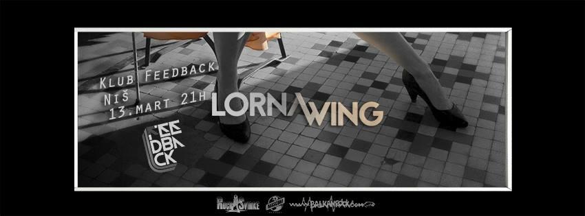 """Promocija albuma """"Jedra"""" sastava Lorna Wing u Feedback-u (nagradna igra)"""