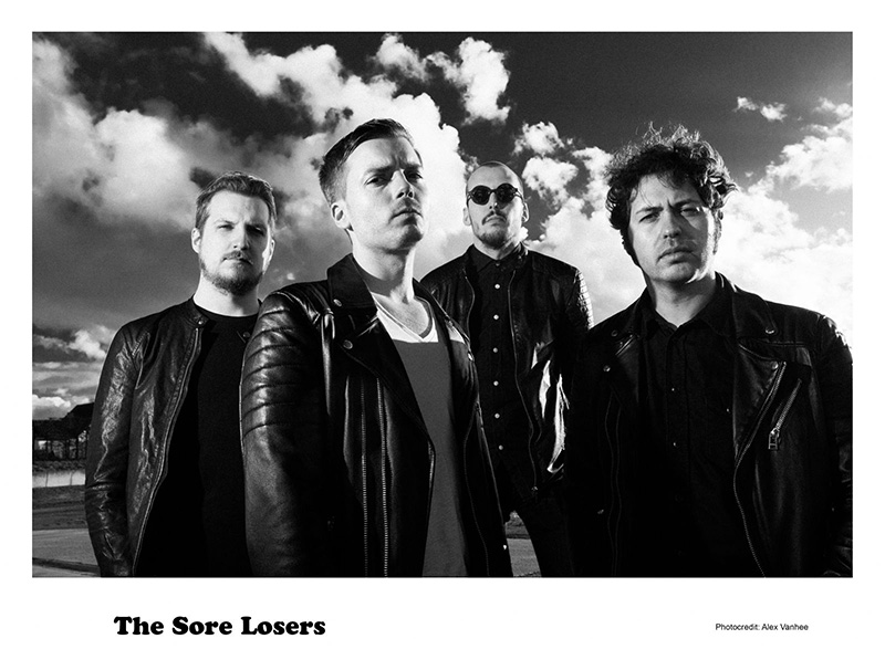"The Sore Losers – ,,Cherry Cherry"" (singl)"