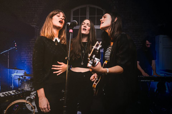 "The Staves – ""Horizons"" (singl)"