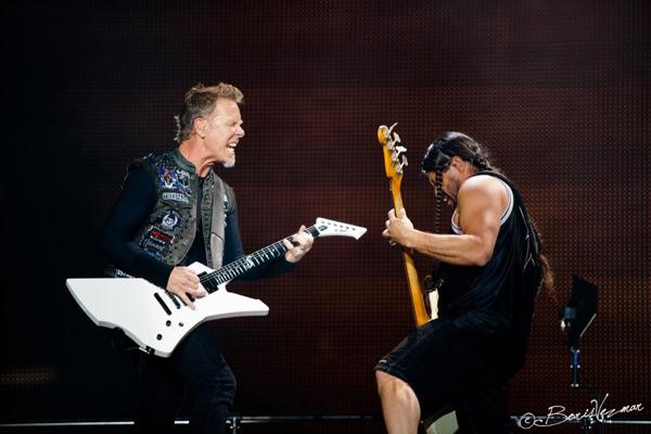 """Poslušajte """"Seek & Destroy"""" uživo iz 1984 grupe Metallica"""