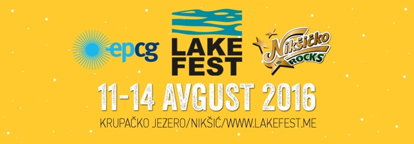 TBF, Sivilo, Kerber i YU Grupa potvrdili nastup na Lake Fest-u!