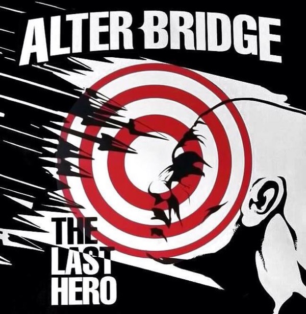"Poznat izgled omota novog albuma grupe Alter Bridge – ""The Last Hero"""