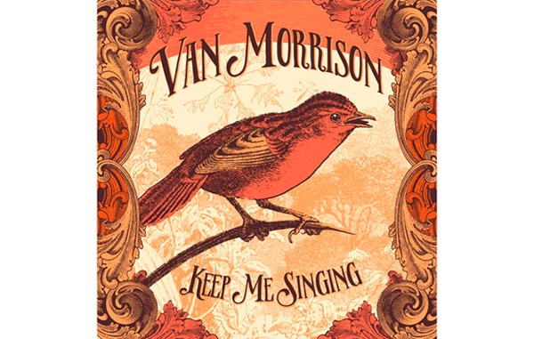 "Van Morison najavljuje novi album ""Keep Me Singing"""