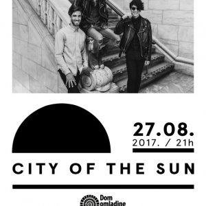City of the Sun - Poster - Belgrade