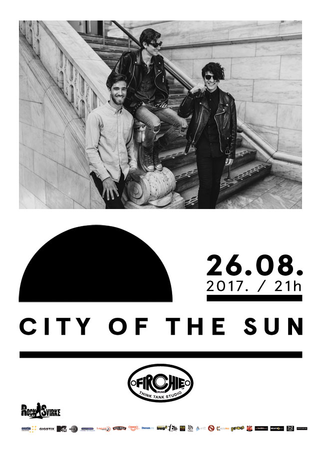 City of the Sun - Poster - Novi Sad