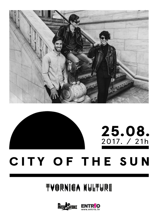 City of the Sun - Poster - Zagreb